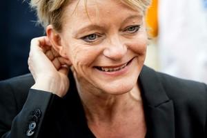 Telesport-columnist Ellen van Langen. © ANP