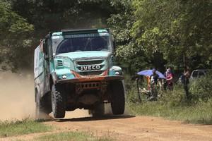 Vrees voor deceptie Dakar Rally © EPA