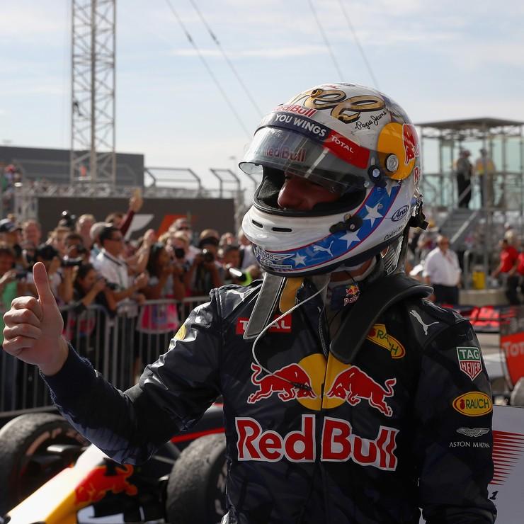 Daniel Ricciardo. © Red Bull