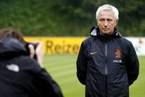 Bert van Marwijk was van 2008 tot 2012 bondscoach van Oranje. © ANP