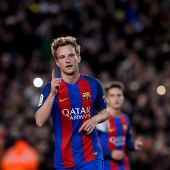 Ivan Rakitic. © AFP