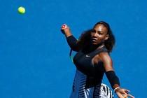 Serena Williams. © EPA.