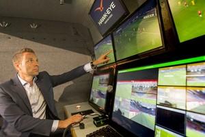 Ook videoscheidsrechter in België © ANP