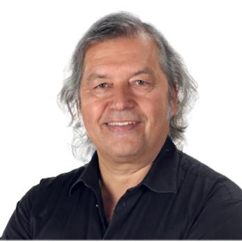 Chef Telesport Jaap de Groot. © Telesport